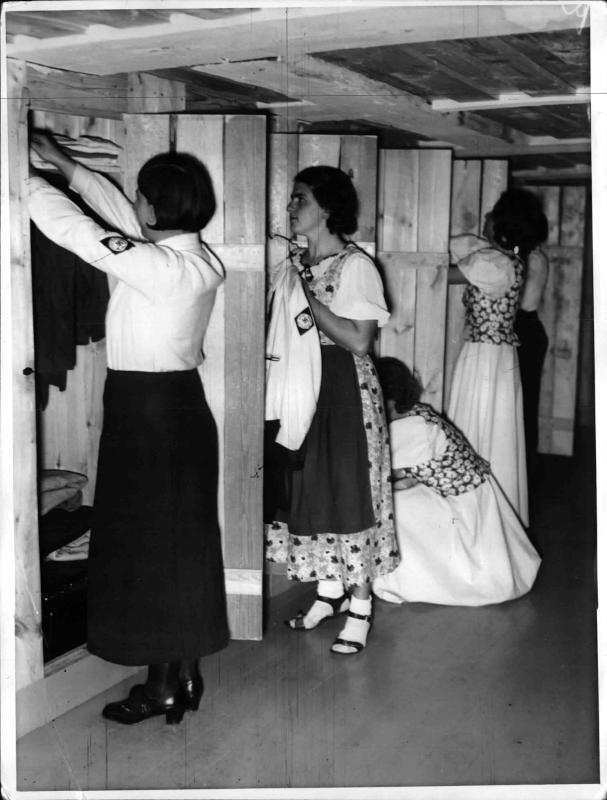 Frauenarbeitsdienst in Königshorst