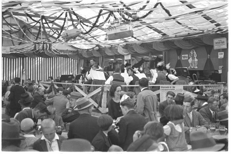 Welser Volksfest 1932