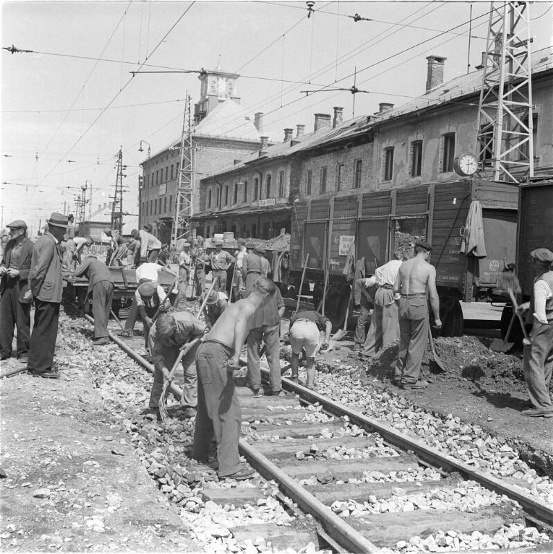 Bahnhof Attnang-Puchheim