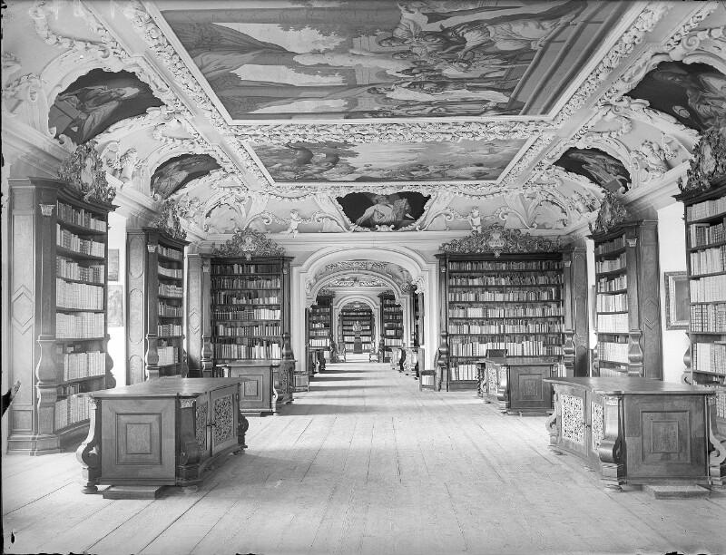 Stiftsbibliothek Kremsmünster