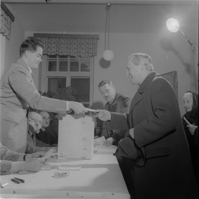 Wahlen zum österreichischen Nationalrat 1953