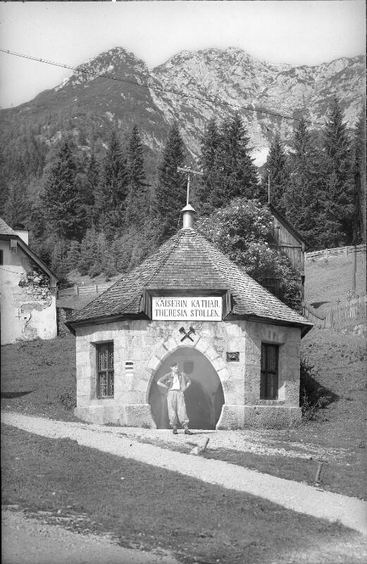 Salzberg bei Hallstatt