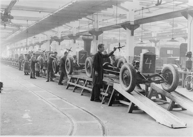 Steyrwerke 1929