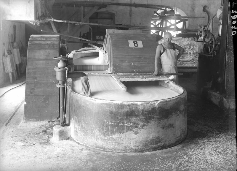 Papierfabrik Steyrermühl