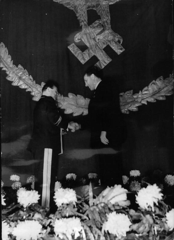Englischer Flugzeugkonstrukteur erhielt den Lilienthal-Ring