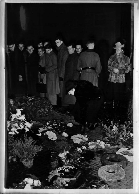 Totensonntag am Ehrenmal