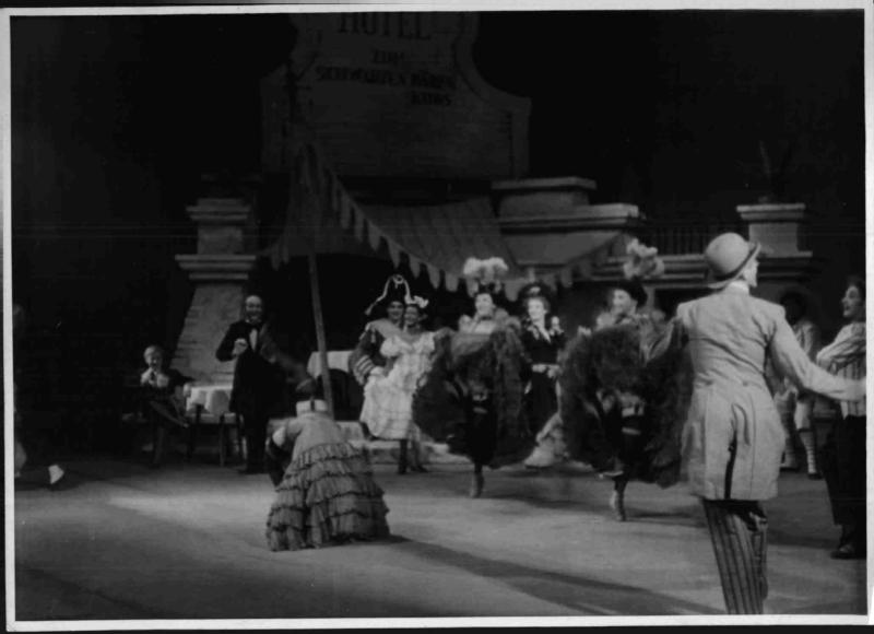 """""""Banditen"""" von Jacques Offenbach an der Wiener Volksoper"""
