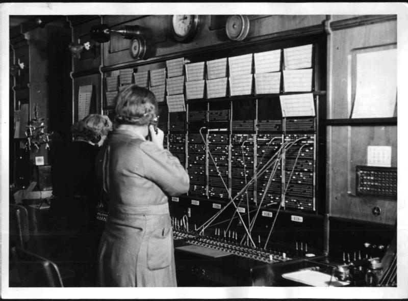 Das Wiener Telefonamt