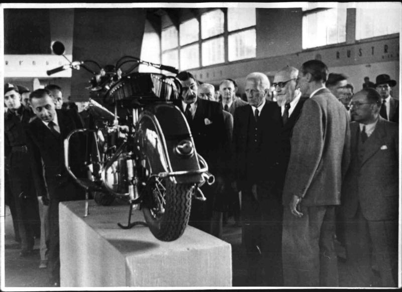Die II. internationale Automobilausstellung in Wien