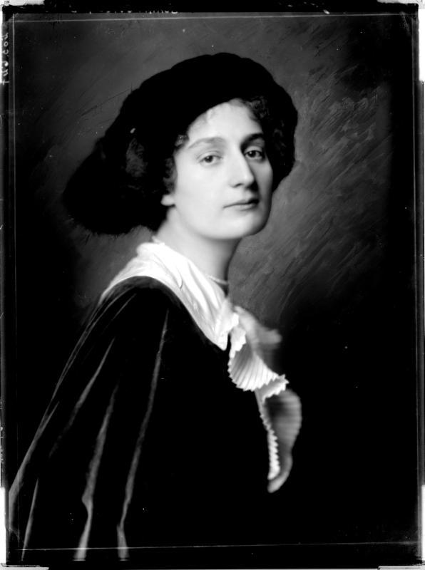 Modefotografie mit Gräfin Schaffgotsch
