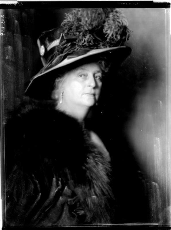 Lilli Lehmann, 23.3.1913©Bildarchiv Austria, ÖNB