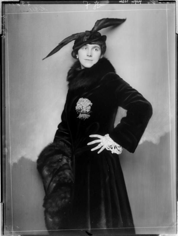 Modefotografie mit Gräfin Teleki