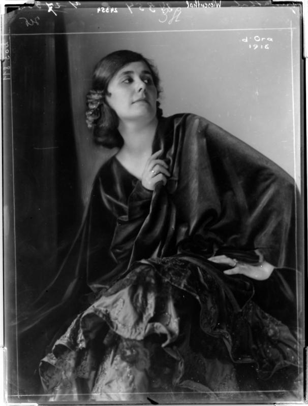 Bildnis der Bertha Wiesenthal