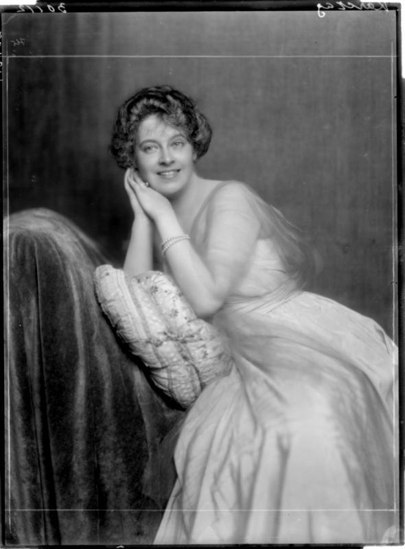 Julie Kopacsi, 16.11.1916©Bildarchiv Austria, ÖNB