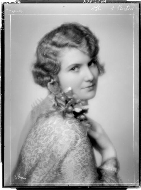 Lilian Karczag, 12.12.1925©Bildarchiv Austria, ÖNB