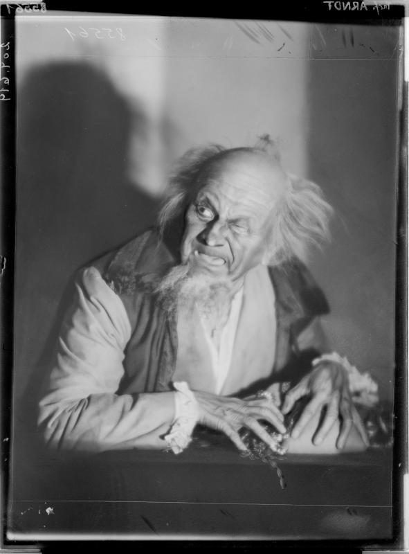 Rollenbild des Ernst Arndt