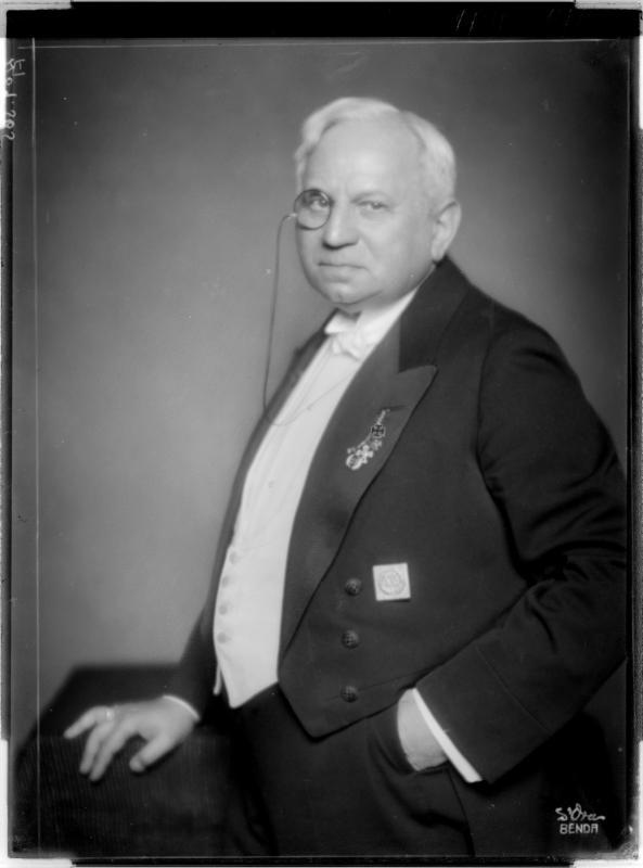 Bildnis des Ernst Arndt