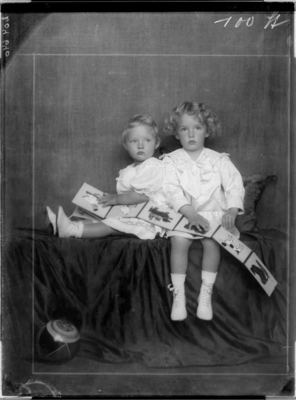Otto, Kronprinz von Österreich mit Erzherzogin Adelheid