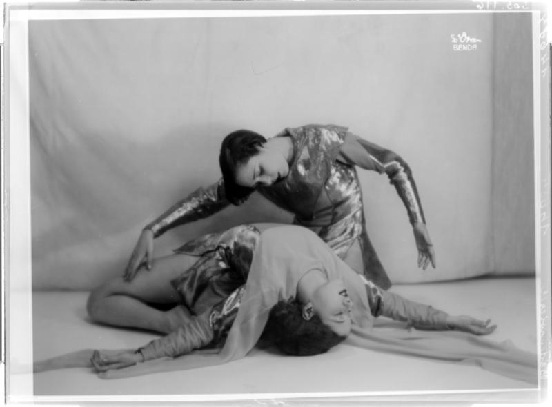 Tanzszene