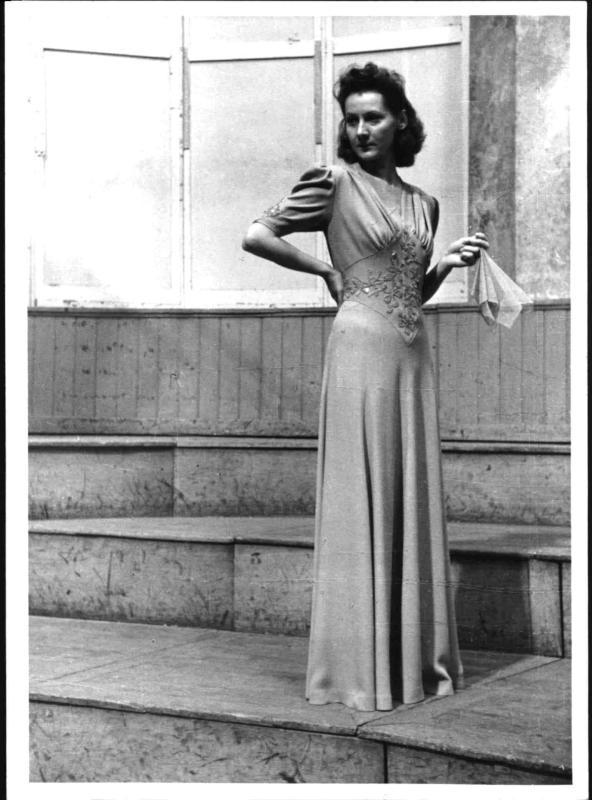 Modeschau im Konzerthaus