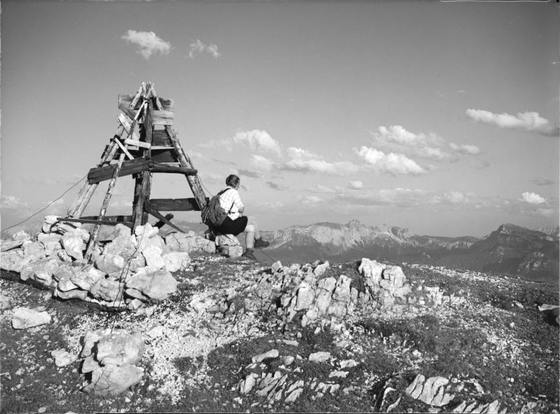 Am Hochkar in den Göstlinger Alpen