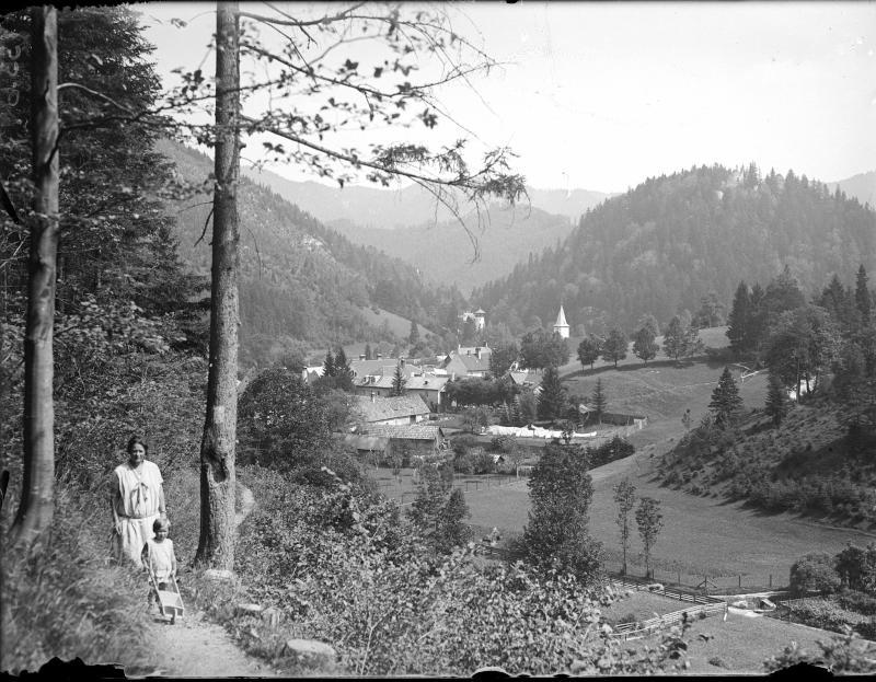 Hohenberg im oberen Traisental