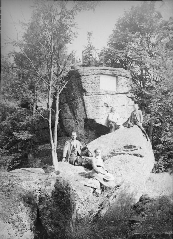 Nebelstein an der böhmischen Grenze