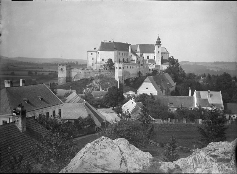 Schloss Albrechtsberg an der kleinen Krems