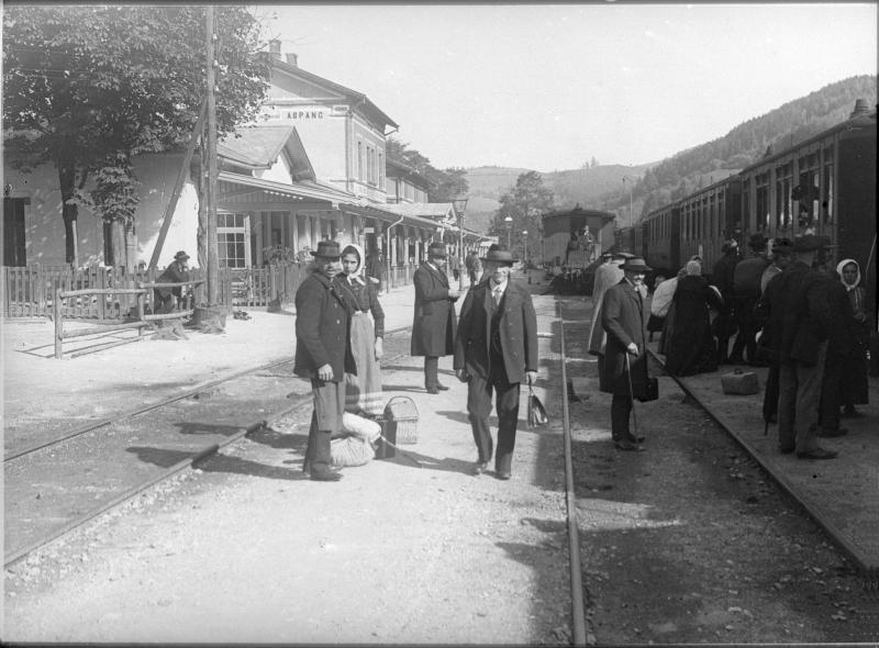 Bahnhof Aspang am Wechsel