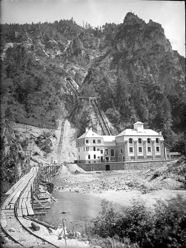 Speicherkraftwerk Wienerbruck
