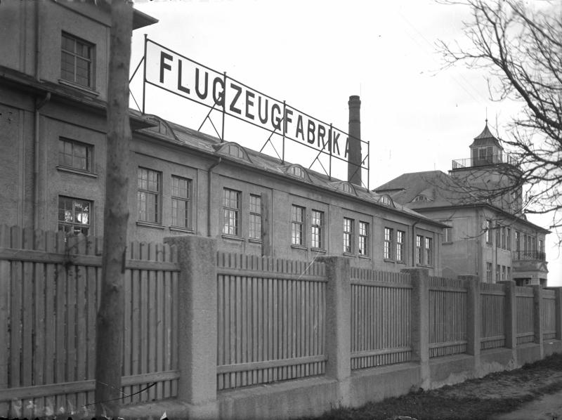 Flugzeugfabrik Wiener Neustadt