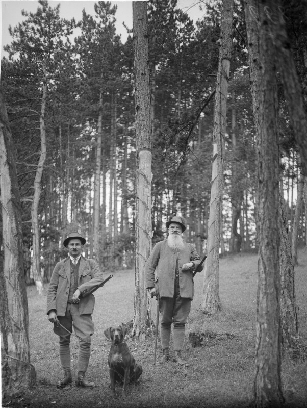 Förster im Wienerwald