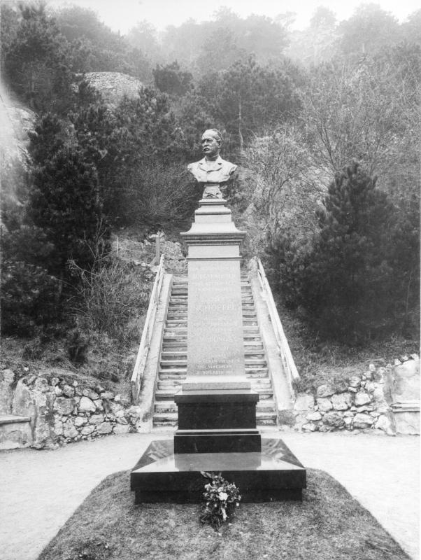 Josef-Schöffel-Denkmal in Mödling