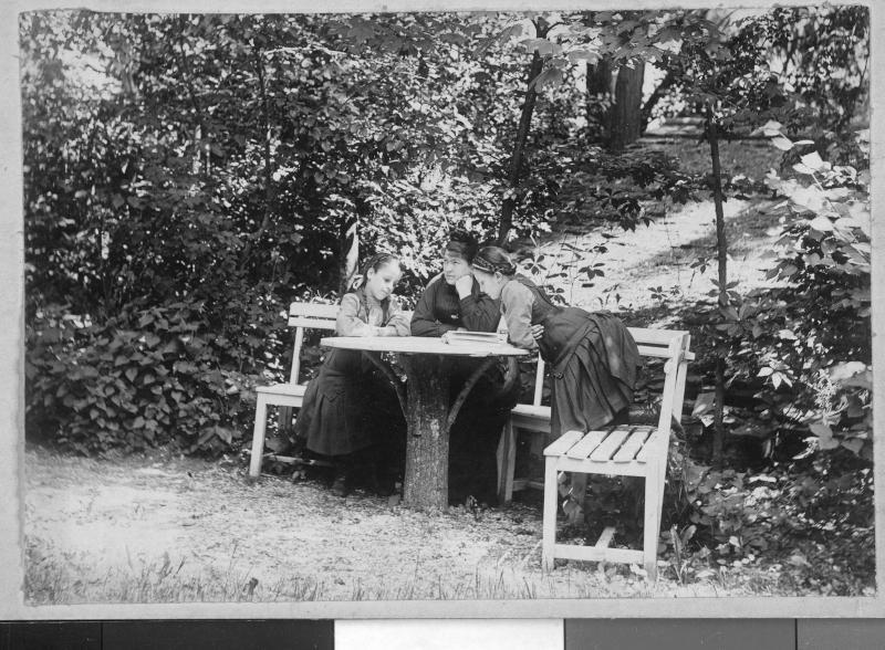 Anna Bergen in Plankenberg