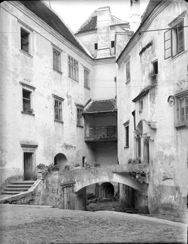 Schloss Karlstein an der Thaya
