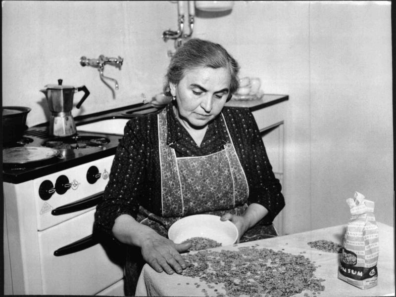 Österreichische nationalbibliothek - küchenarbeit - Küche Arbeit