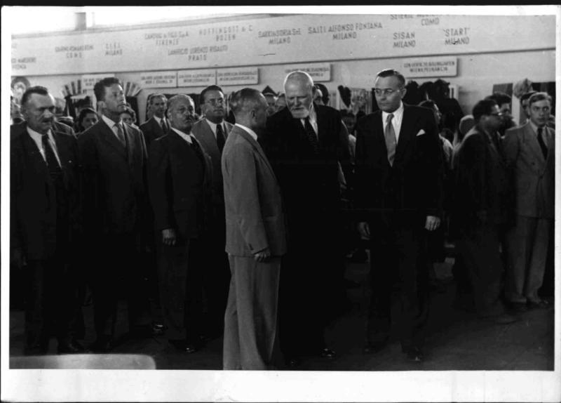 Herbstmesse 1955