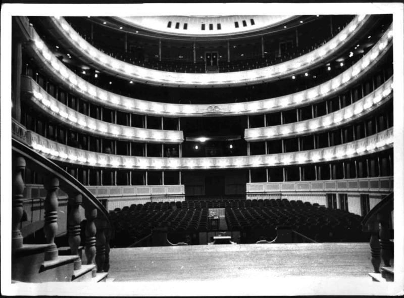Eröffnung der Wiener Staatsoper