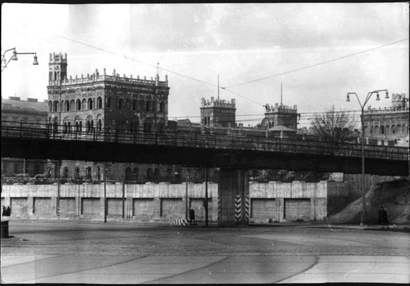 Der alte Nordbahnhof