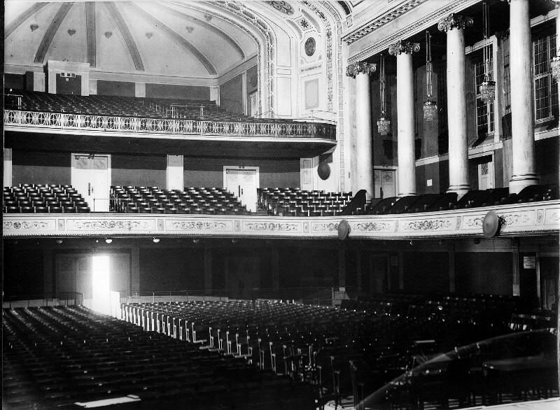Großer Saal des Wiener Konzerthauses