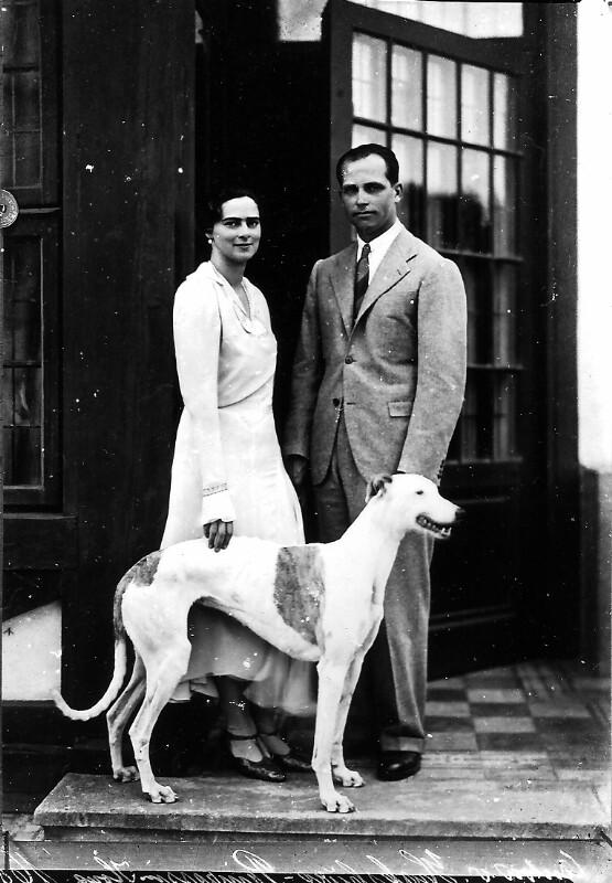 Anton von Habsburg und seine Verlobte Ileana von Rumänien