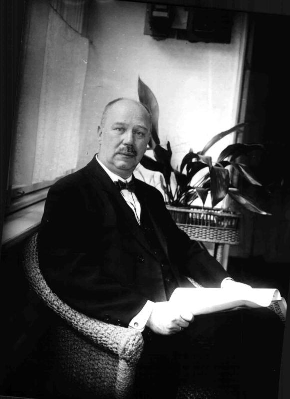 Der Erfinder Rudolf Eisenmenger