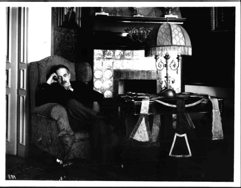Der Komponist Bruno Granichstädten