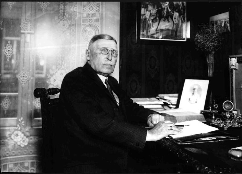 General Moritz Auffenberg-Komarow