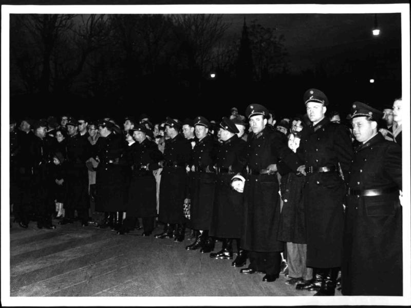 Die Ankunft von Bundeskanzler Raab aus Moskau.
