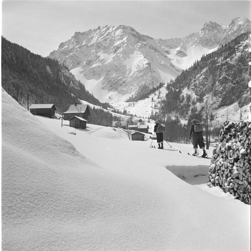 Bürserberg und Brandner Tal
