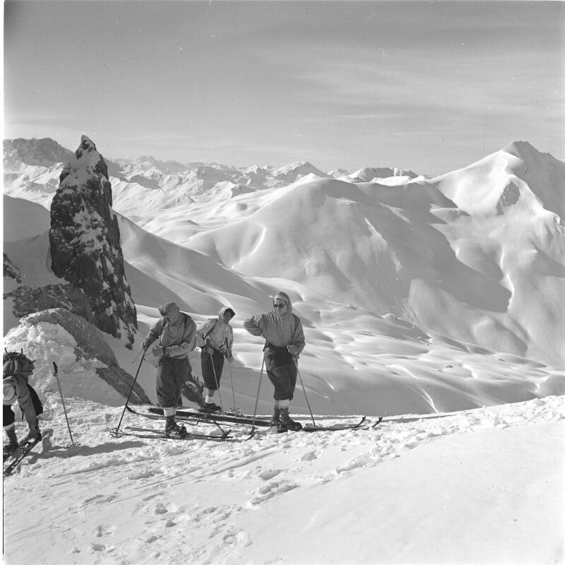 Schafberg in den Lechtaler Alpen