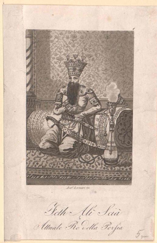 Fath Ali, Schah von Persien