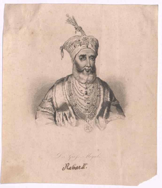 Akbar II., Großmogul von Indien