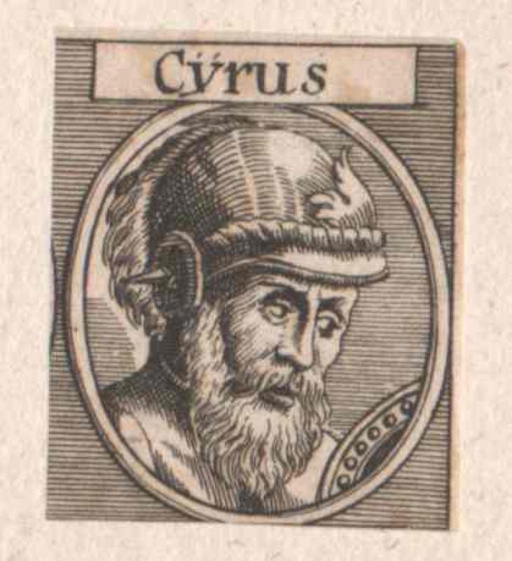 Cyrus der Ältere, Großkönig von Persien